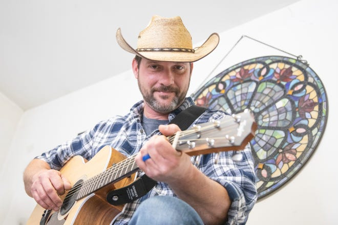 Paul Kazee is a local independent country artist who grew up in the church.