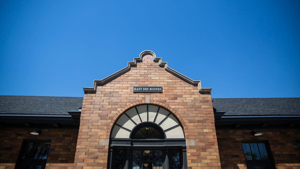 Take a look inside the new Des Moines Heritage Center