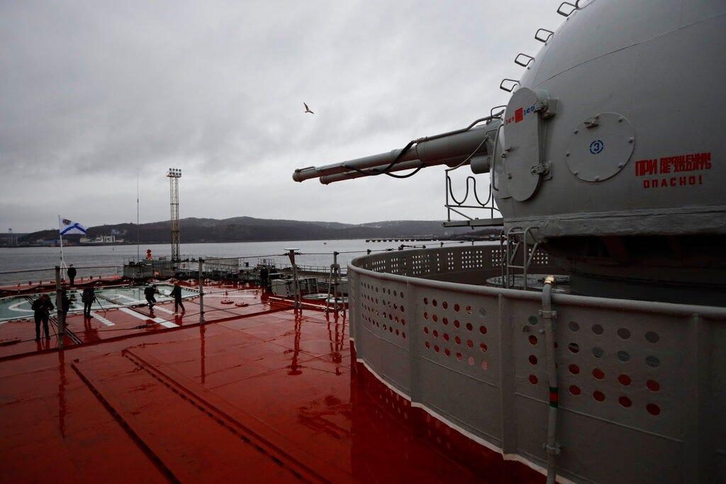 Russian admiral frets over 'provocative' NATO drills 2
