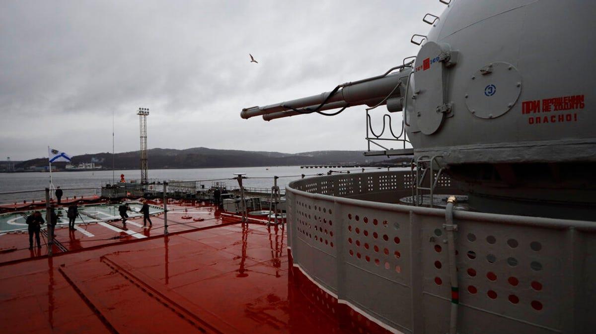 Russian admiral frets over 'provocative' NATO drills 3