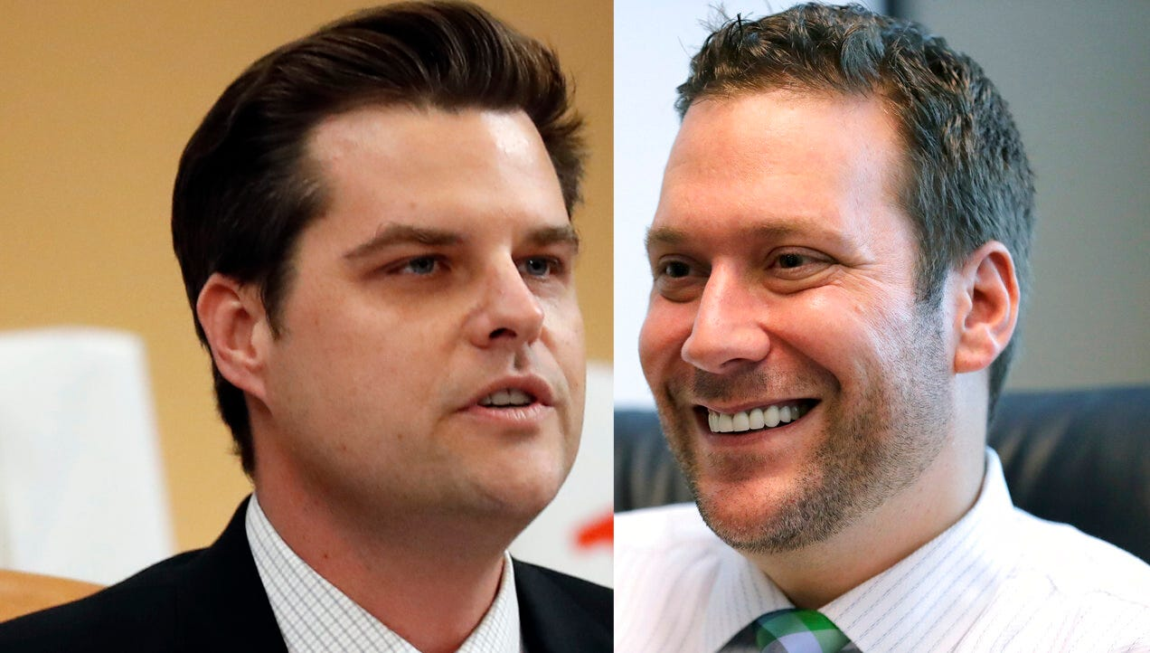 Gaetz ally Joel Greenberg will cooperate in sex trafficking probe