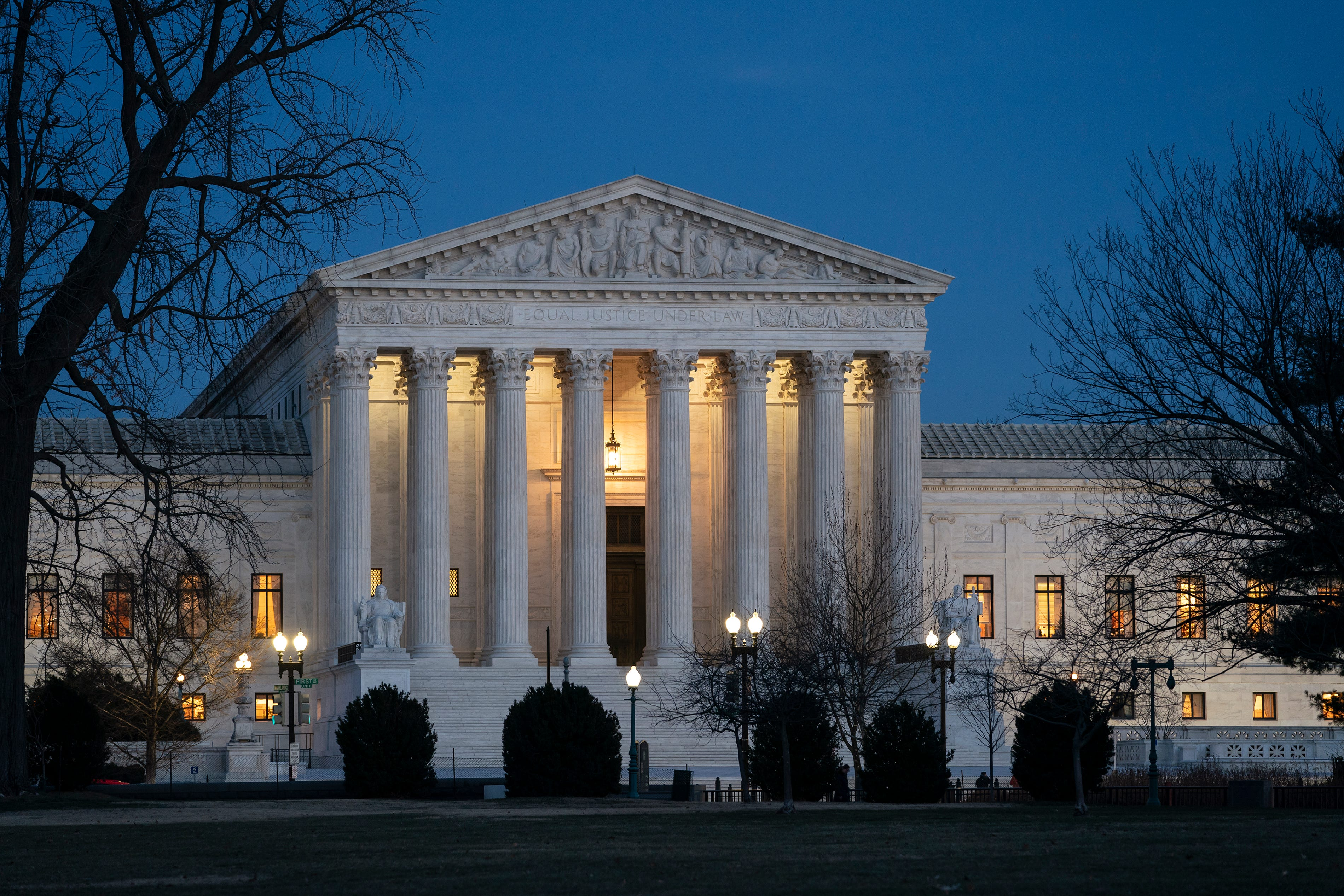 Justices consider hearing a case on 'most offensive word' 2