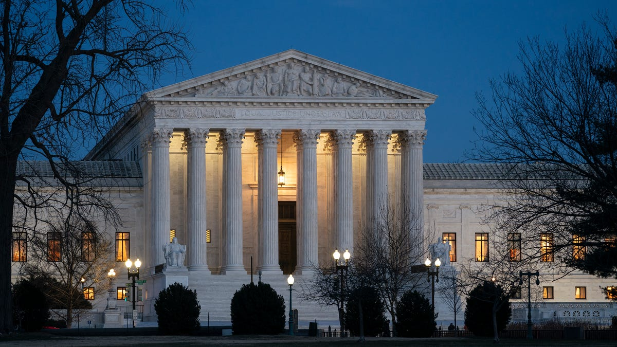 Justices consider hearing a case on 'most offensive word' 3