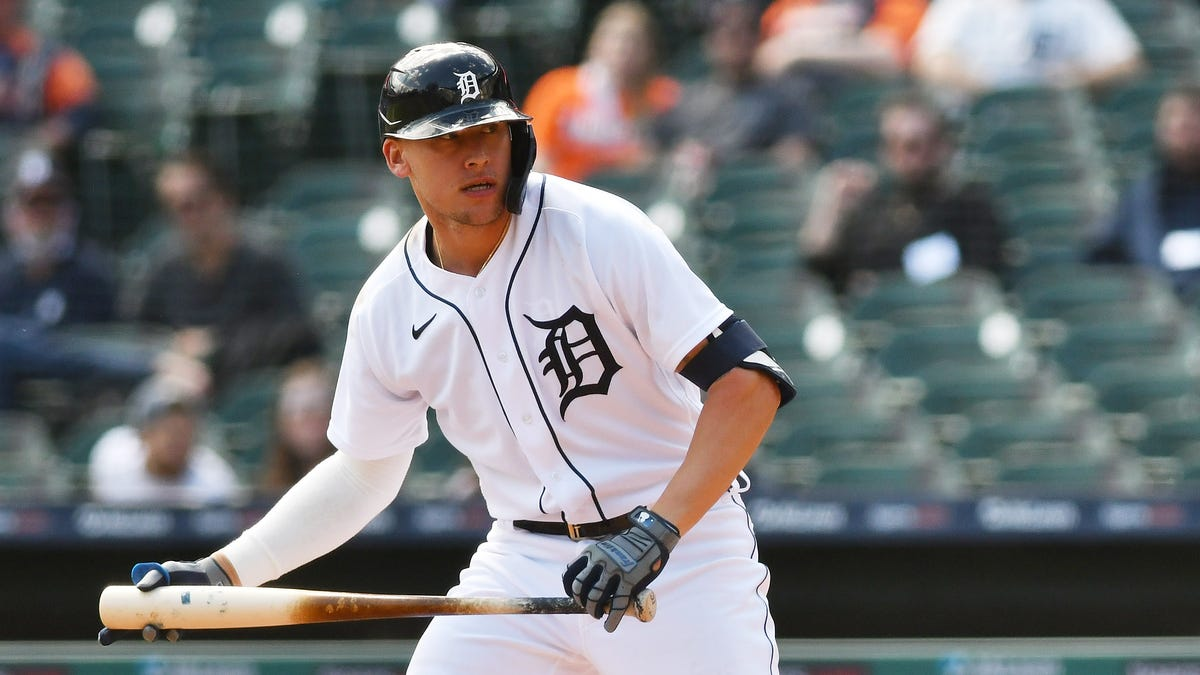 Time's up: Tigers designate JaCoby Jones for assignment; Fulmer to IL 1