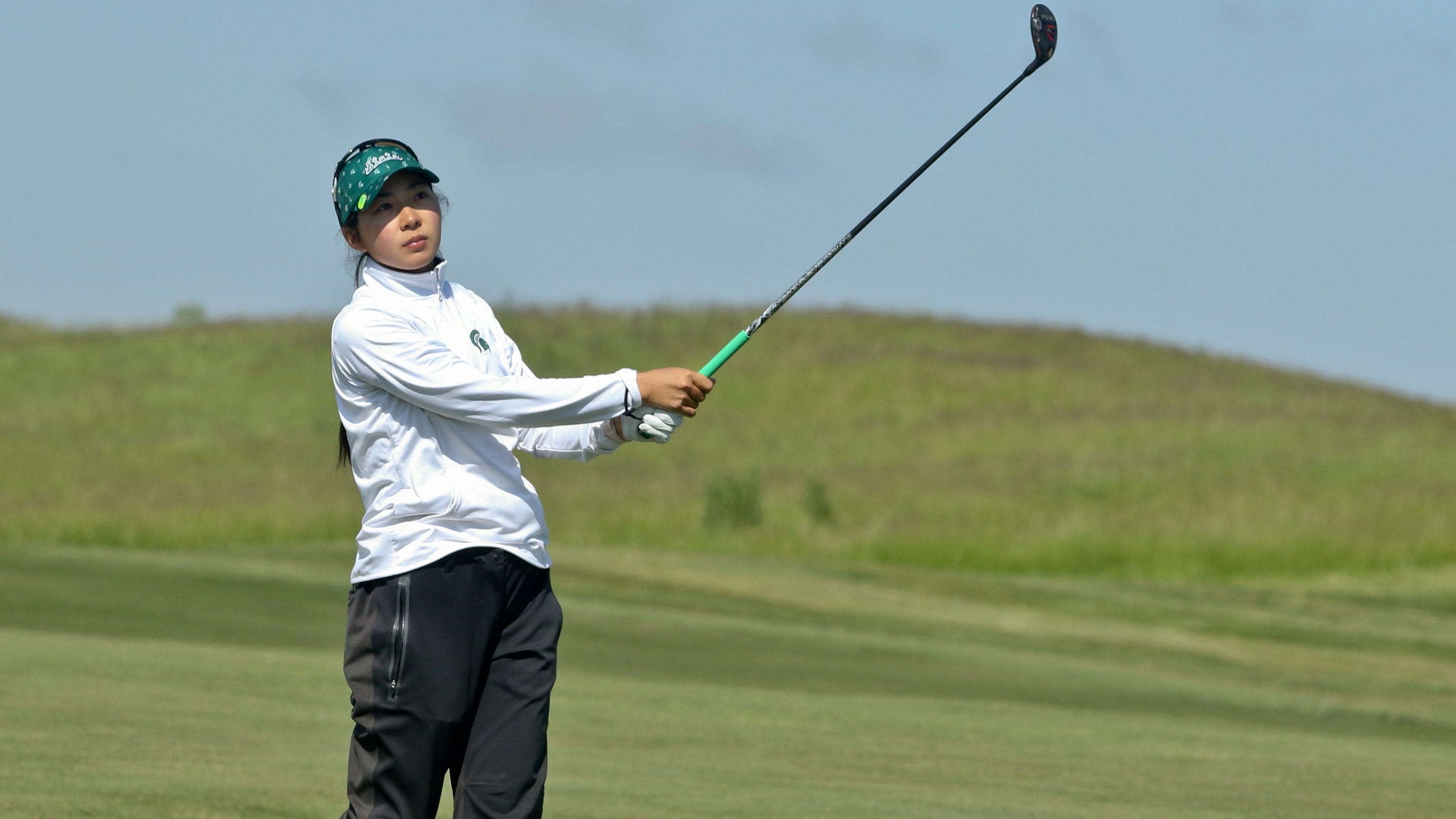 Michigan State women's golf won't fear 'big stage' at NCAA Championships