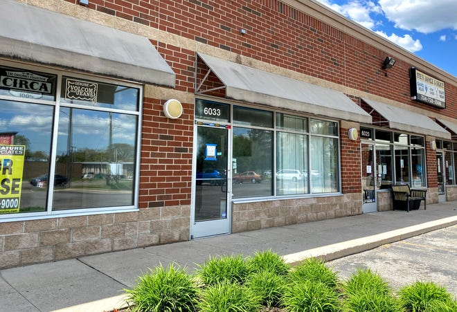 A wine-tasting room is expected to occupy this space along North Wayne Road between Ford Road and Warren in Westland.