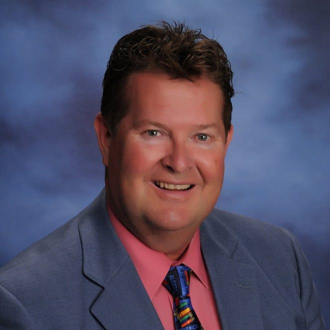 Indio High School Principal Derrick Lawson