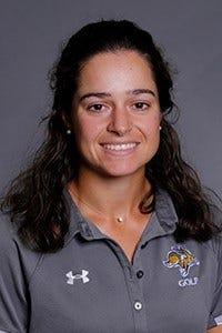 South Dakota State golfer Teresa Toscano