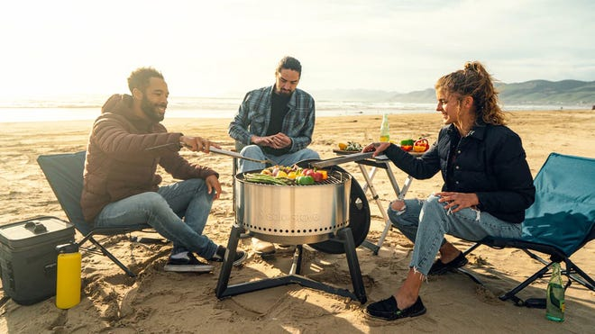 The Solo Stove grill ultimate bundle makes a great starter kit for summertime BBQ sessions.