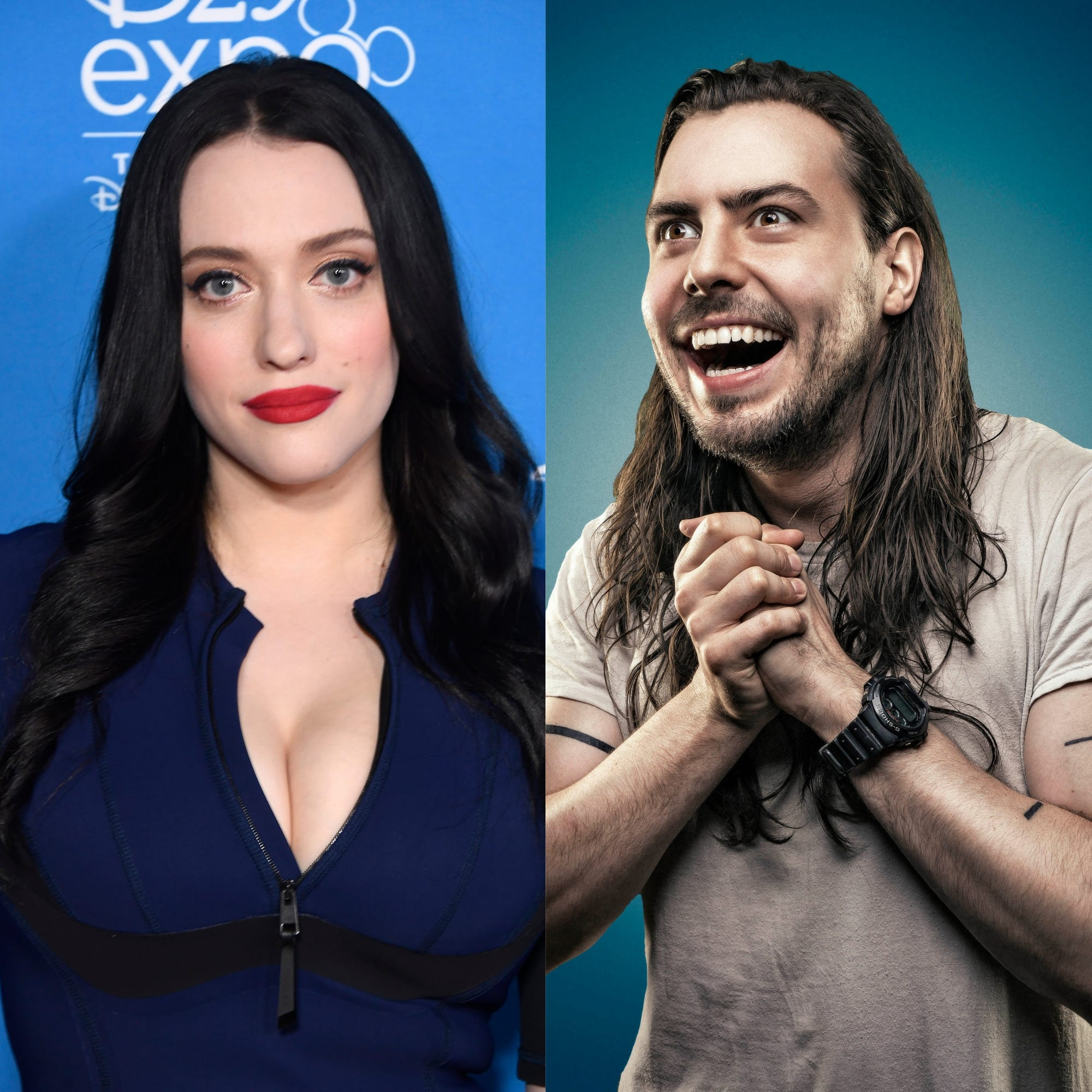 Don t mind if I do : Kat Dennings engaged to musician Andrew W.K. after whirlwind romance