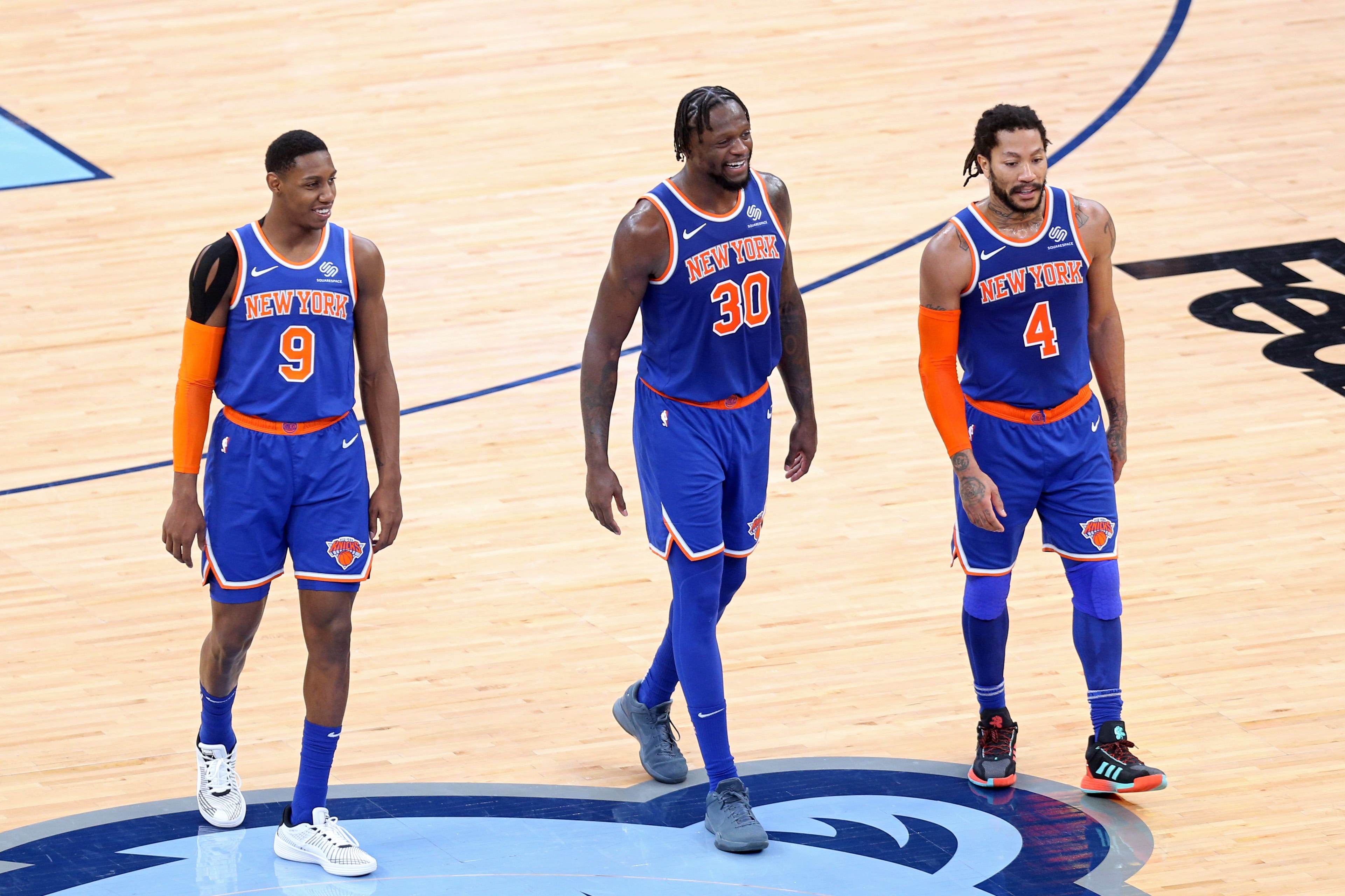 New York Knicks clinch first playoff spot since 2012-13 season with Boston Celtics  loss