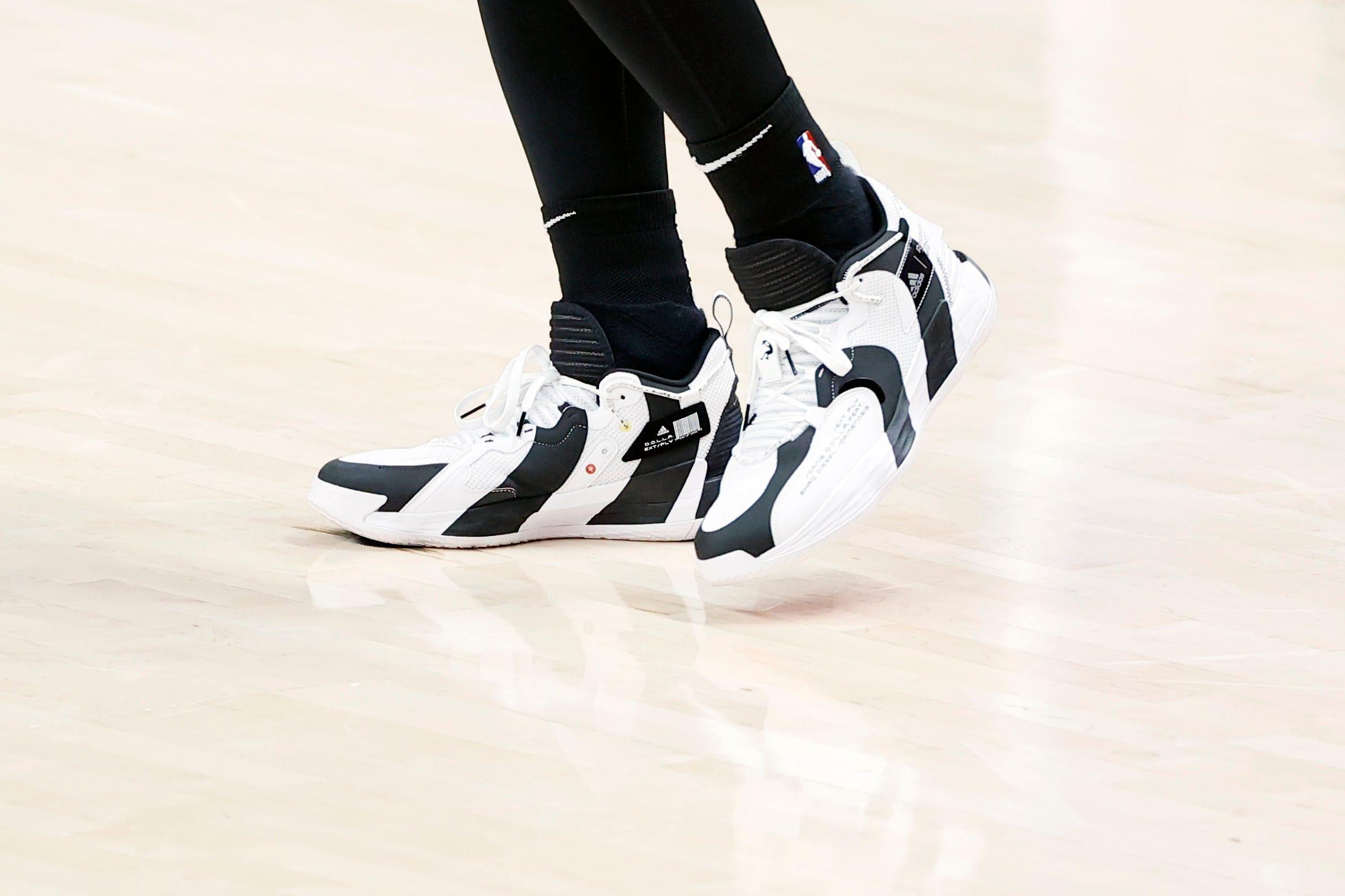 Sick kicks: Coolest shoes of the 2020-21 NBA season