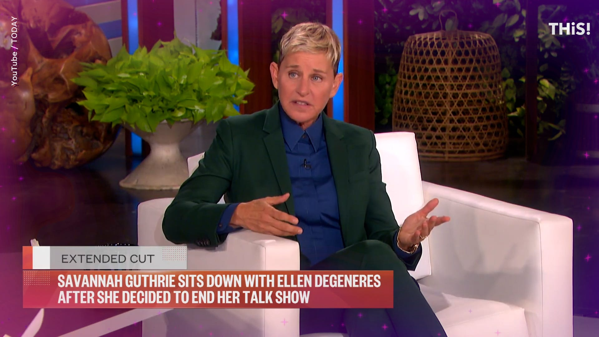 Ellen claims workplace allegations blindsided her; celebrities called show a 'happy place'