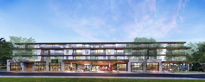 The new Willa development on South First Street, seen here in a rendering, will be home to a third Picnik location.
