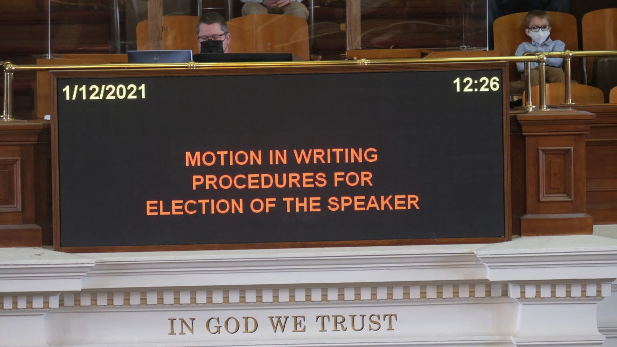 """Herman: Big win in the Texas House for \"""" the big guy\"""" as lawmakers support religious expression"""