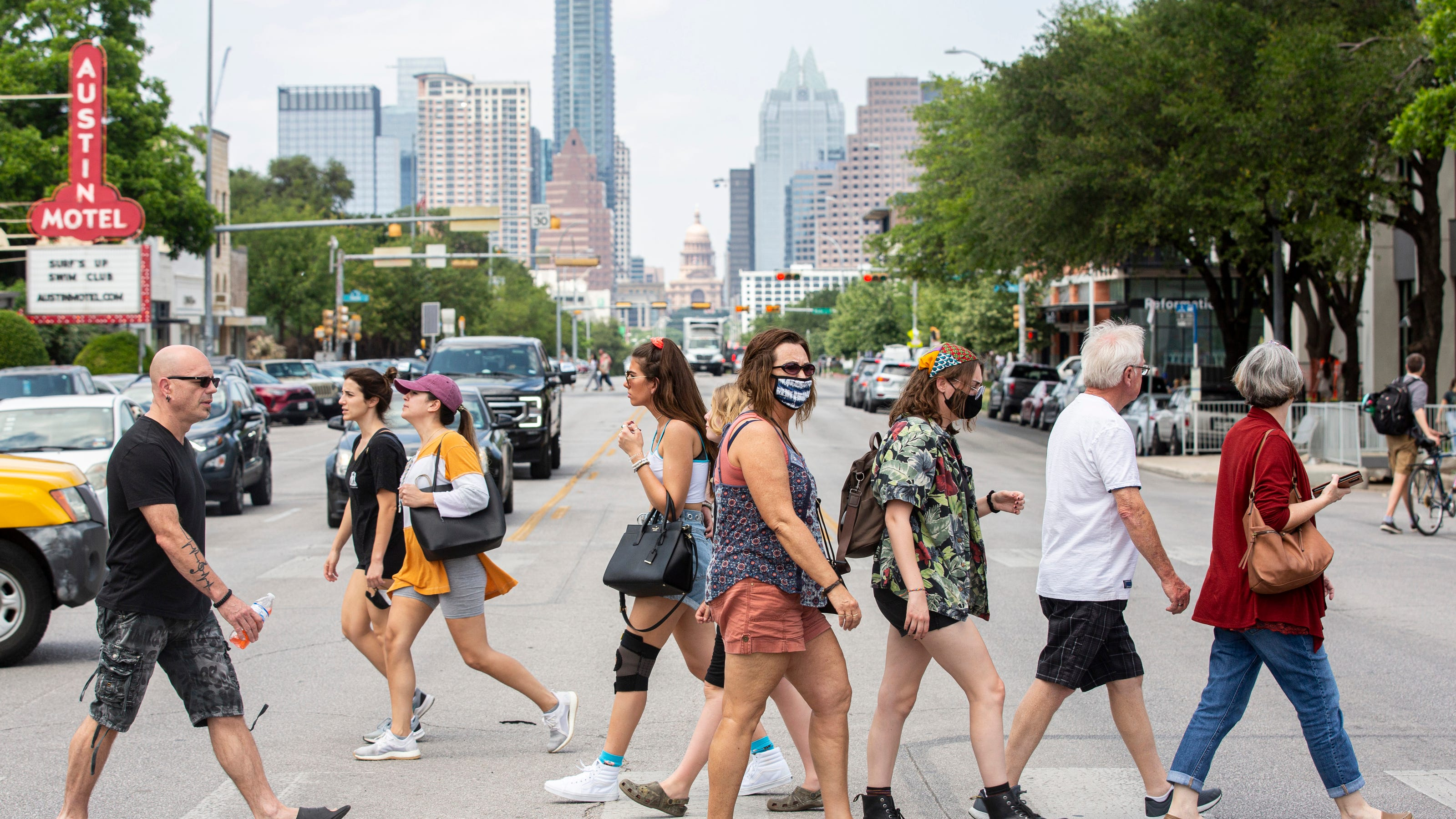 Austin is set to revert to Stage 4 COVID guidelines. Here's what that means if you're vaccinated. - Austin American-Statesman