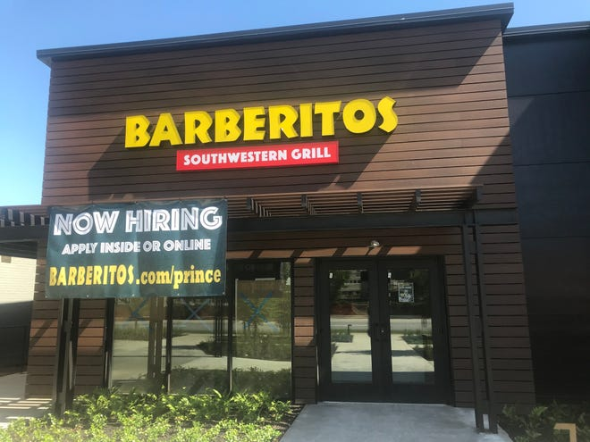 The new Barberitos location at 1180 Prince Ave. in Athens will open June 1.
