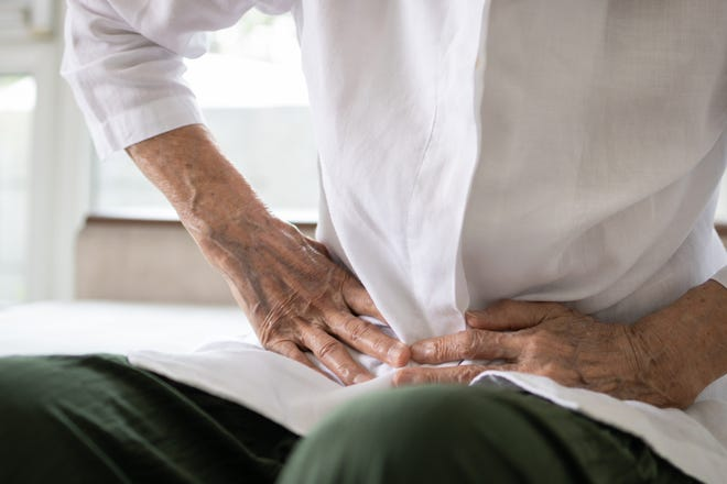 Many of the symptoms of colorectal cancer can also be caused by other problems, such as infection, hemorrhoids, irritable bowel syndrome or inflammatory bowel disease.