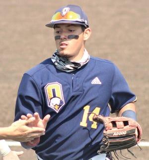 Jesus Rojas is one of the key contributors in Oklahoma Wesleyan University's push toward the NAIA World Series.