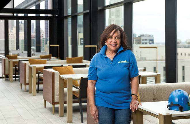 Denise Ransom founded Elite National Building Services after returning to Columbus, her hometown. She's inspired in part by her father Leon Ransom, the architect who designed the Christopher Inn, which once sat on East Broad Street.