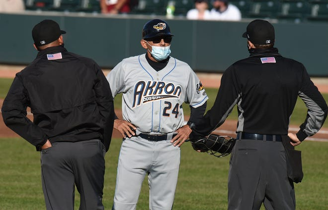 RubberDucks manager Rouglas Odor knows a successful team means saying goodbye to some of his best players and hello to the next wave of future stars.