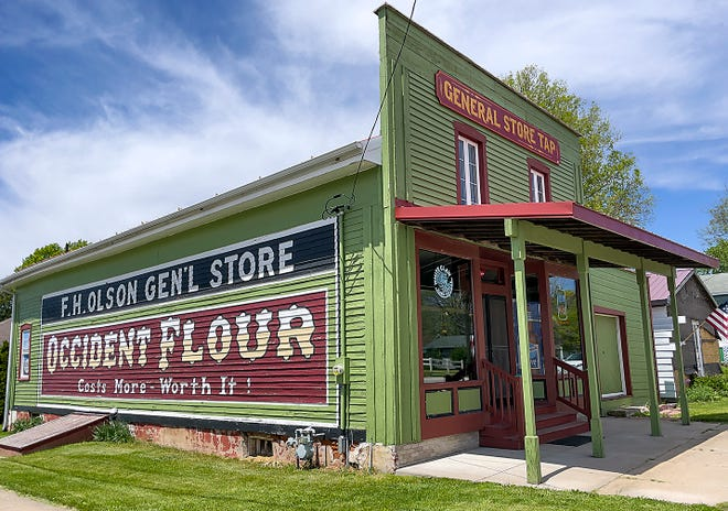 The General Store Tap is located at 101 N. Depot St. in Altona.