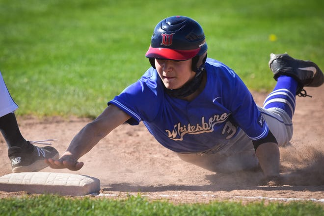 Whitesboro's Colin Skermont is among those named Tri-Valley League player of the year.
