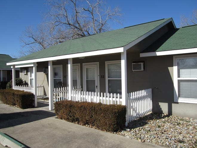 Garden Cottages Apartments, 2201 W Brooks in Norman, sold to a Colorado investor.