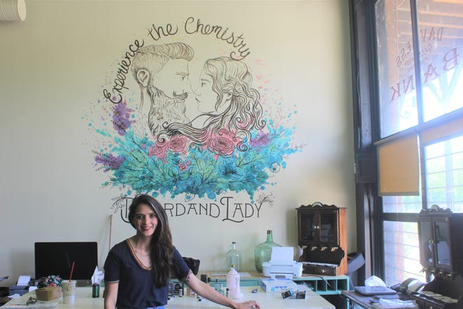 Lacey Hendrix is the owner of the Beard and Lady Inn. She also owns Beard and Lady, a personal care company.