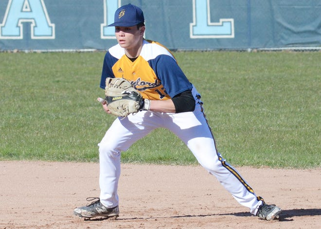 Quinn Schultz and the Blue Devils earned another sweep on the diamond.