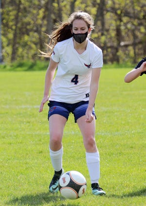 Jaelyn Jarema and the Ramblers earned another shutout win by a lopsided margin Thursday.