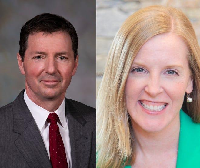 NH Senators Tom Sherman and Becky Whitley