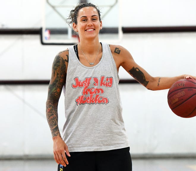 Stockton native and former St. Mary's player Jacki Gemelos has retired after a career playing in the EuroLeague and WNBA and will take a different seat on the bench as an assistant coach with the New York Liberty.