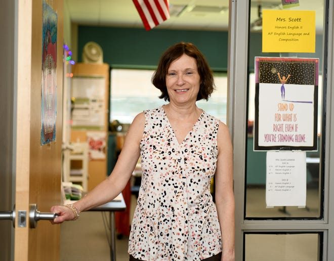 Roberta (Bobbi) Scott has been named the winner of the Stark County Educational Service Center's Teacher of the Year award. She has worked her entire career in the Plain Local school system.