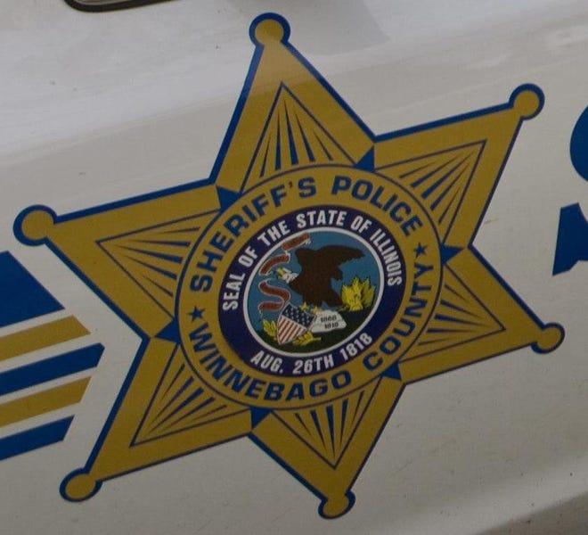 Winnebago County Sheriff's Department static patch