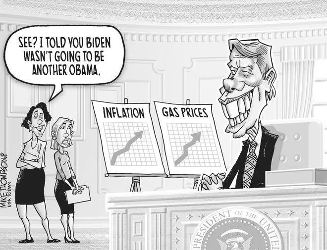 A look at Joe Biden's economy