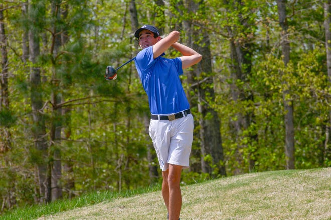 Cape Fear graduate Logan Sessoms is team captain of the Fayetteville State golf team, which is set to compete for the Division II national championship.