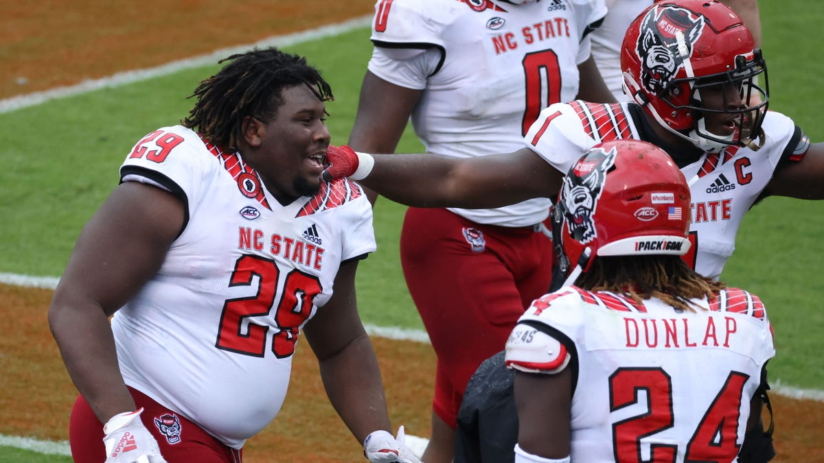 NC State's Alim McNeil signs NFL rookie contract. How much is it worth?