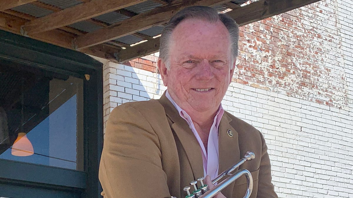 Stepping down from the podium: GCHS Band Director Steve Reagan retiring