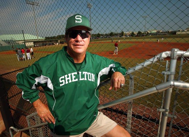 10-11-12 -- Tuscaloosa, Ala. -- Shelton State Community College head baseball coach Bobby Sprowl is seen at the school in Tuscaloosa, Ala. Thursday, Oct. 11, 2012. (Dusty Compton / Tuscaloosa Magazine)