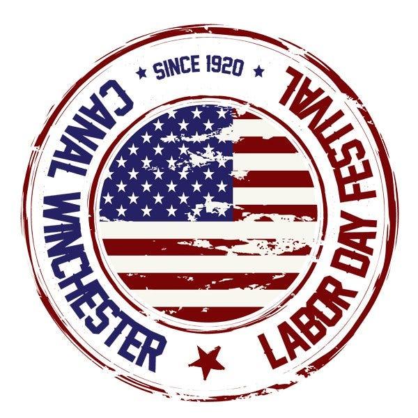 Canal Winchester Labor Day festival logo
