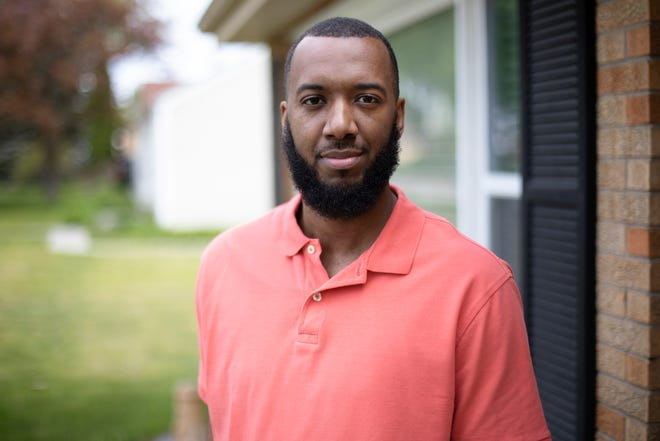 """Clint Myrick graduated from the University of Wisconsin-Milwaukee in 2010 with a student loan debt that has since ballooned to over $150,000. Myrick said he understands why so many students take out loans without necessarily knowing how to pay them back. """"They sell you on the dream. 'Just take out the loans, and you'll get a job where you'll be able to pay that stuff back!' You really believe it,"""" Myrick says."""