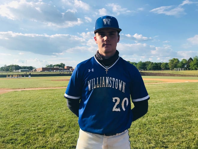 Williamstown's Ryan Achey drove in four runs in an 8-2 victory over Clearview on Friday.