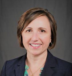 Gina Marsh, executive director of the Human Services Chamber of Hamilton County.