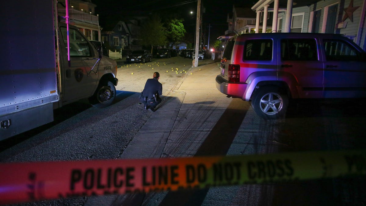 9 wounded in Providence, Rhode Island, shooting 3