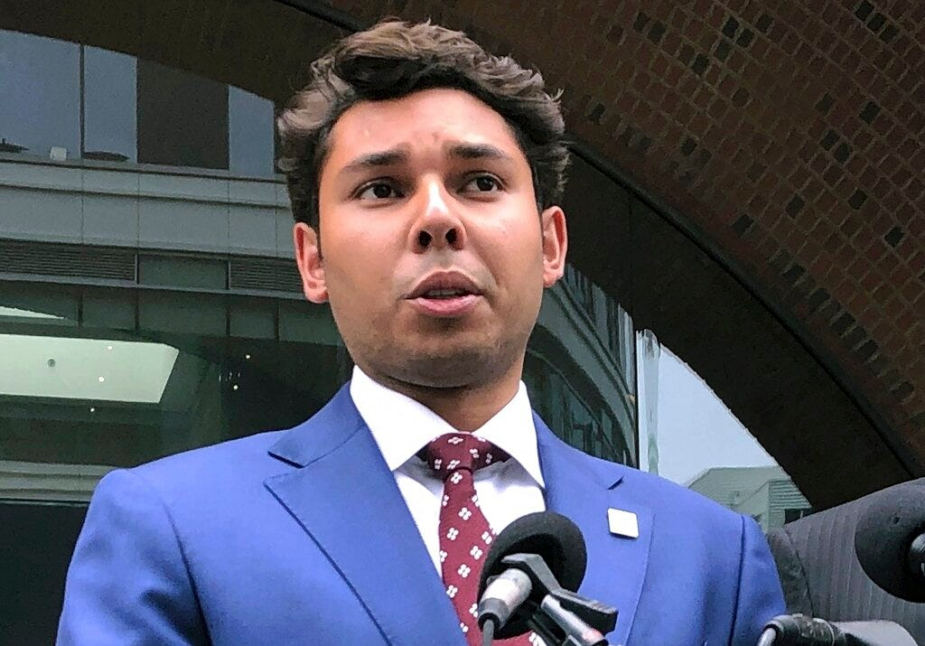 Onetime wunderkind Massachusetts mayor guilty of corruption 2