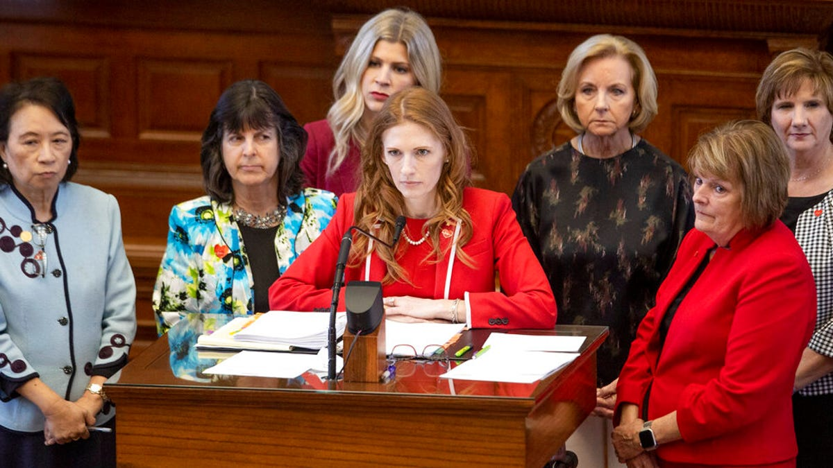 Texas 'heartbeat bill' has novel approach to banning most abortions 3