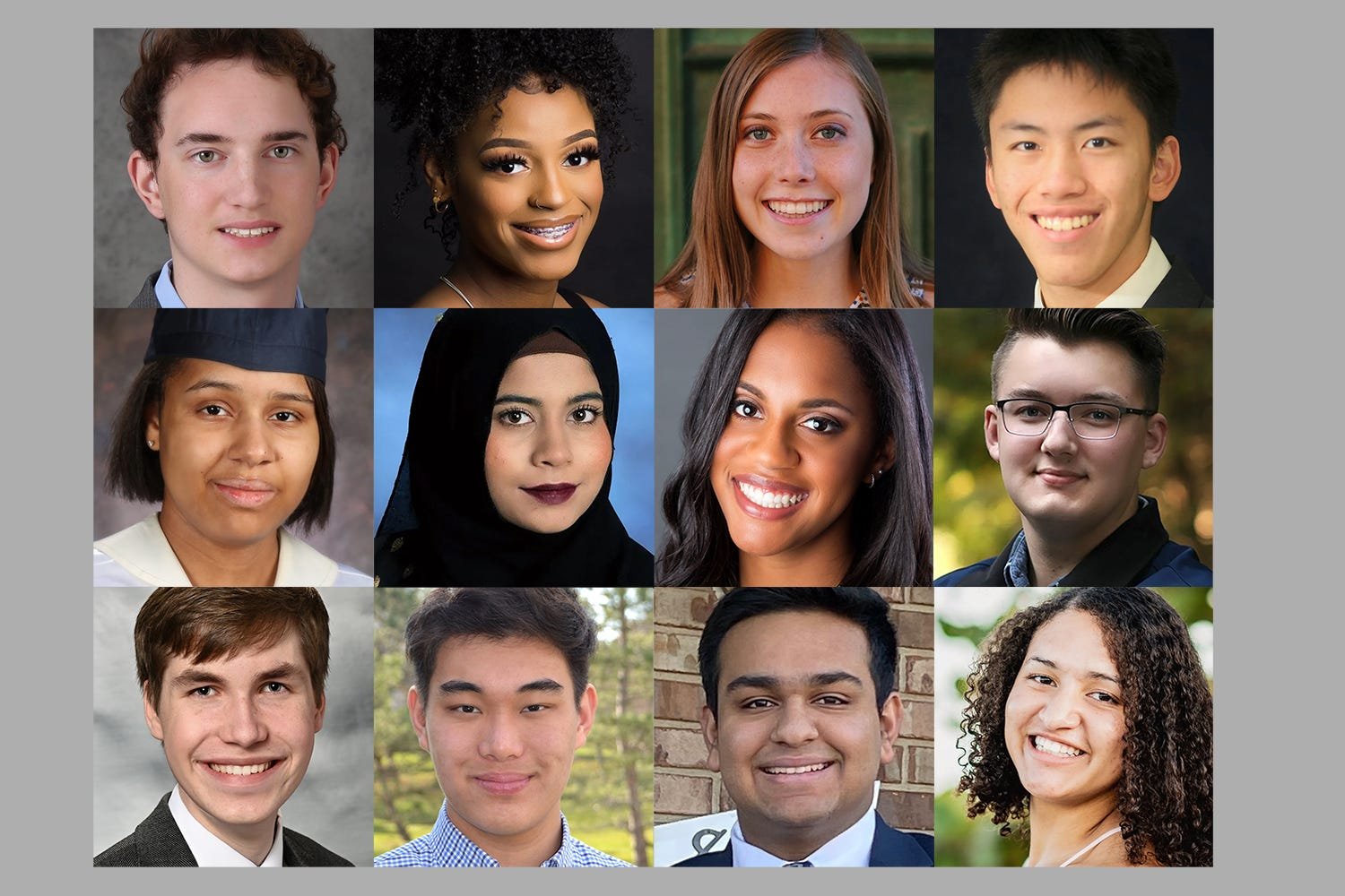 2021 Outstanding Grads: Celebrate Michigan's top students
