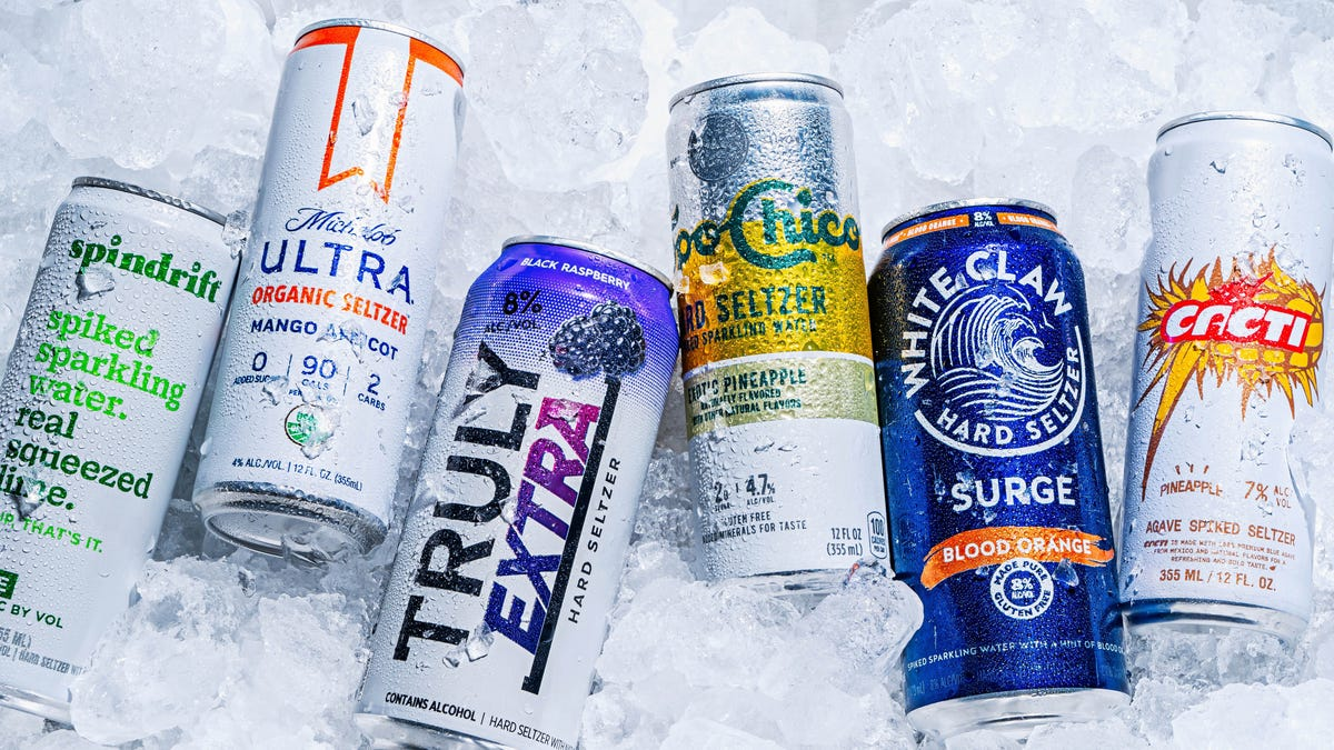 What's the best hard seltzer? We tried 18 new flavors to find out 2
