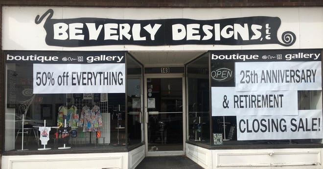 Beverly Designs, a longtime Oconomowoc business, will soon close.